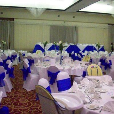 Cedar Court, Bradford Wedding Decorations