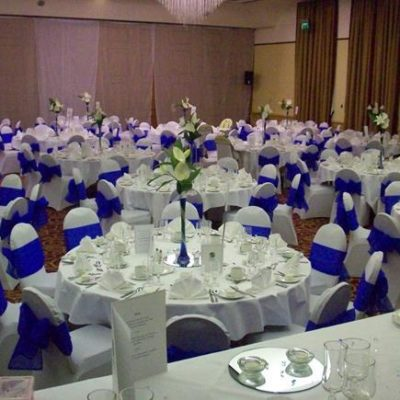 Cedar Court, Bradford Wedding Decorations