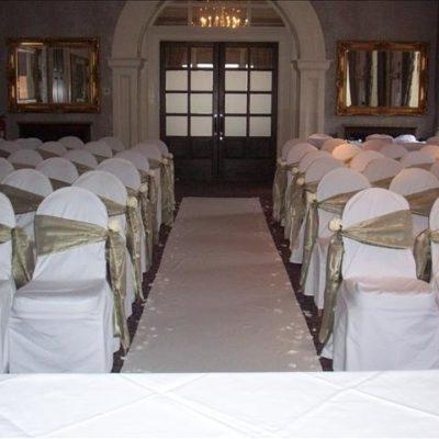 Oulton Hall Wedding Decorations