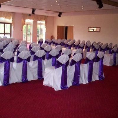Bagden Hall Wedding Decorations
