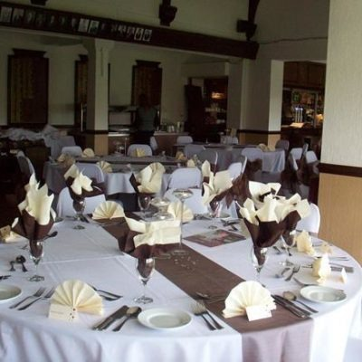 Halifax Golf Club Wedding Decorations