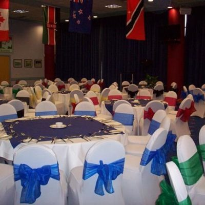John Smiths Stadium Wedding Decorations