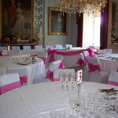 Sledmere House Wedding Decorations