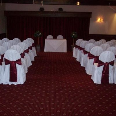 Pennine Manor Wedding Decorations
