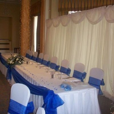 Rudding Park Wedding Decorations
