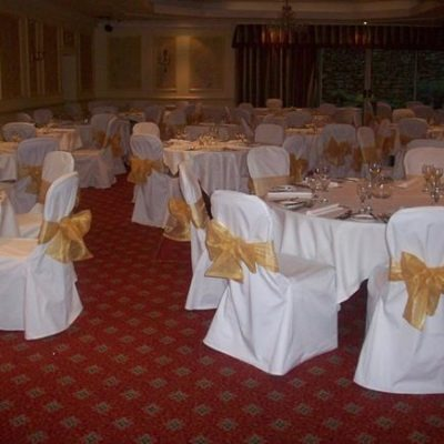 Wentbridge House Hotel Wedding Decorations