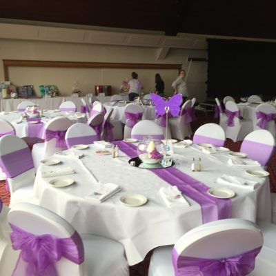 Cedar Court, Huddersfield Wedding Decorations