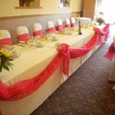 Briar Court Wedding Decorations
