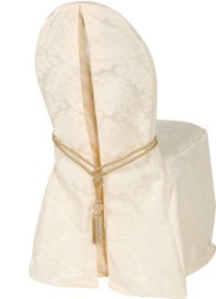 Elizabeth Wedding Chair Cover