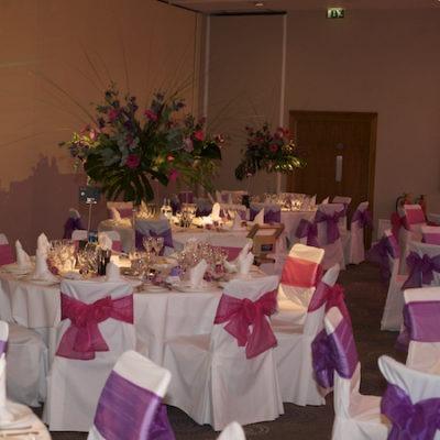 The Lowry Wedding Decorations
