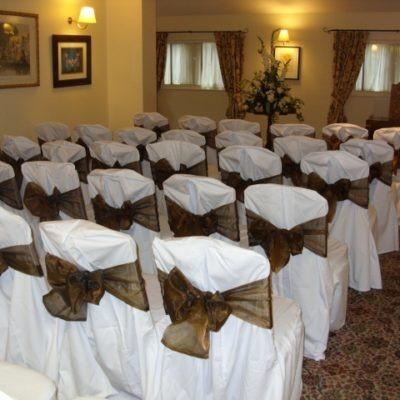 Holdsworth House Wedding Decorations